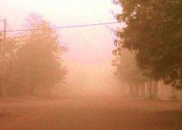 Μεταφορά σκόνης από την Αφρική στη Δυτική Μακεδονία