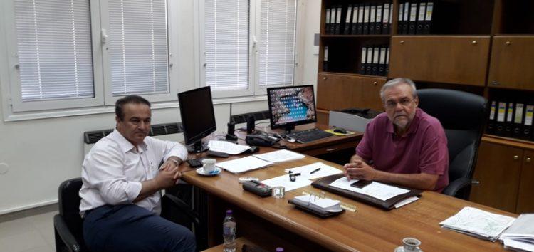 Επίσκεψη του βουλευτή Γιάννη Αντωνιάδη στο ορυχείο Αμυνταίου
