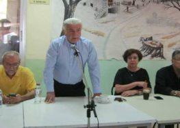 Μανώλης Παναγιωτάκης από το Ορυχείο Αμυνταίου: «Δεν περισσεύει κανένας εργαζόμενος»