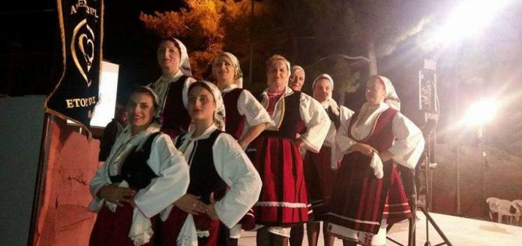 Αδελφοποίηση του Πολιτιστικού Συλλόγου Αρμενοχωρίου με τον Ποντιακό Σύλλογο Κολχικού