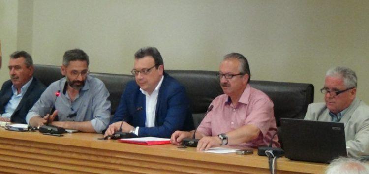 Ο δήμαρχος Φλώρινας προήδρευσε στην ημερίδα με θέμα: «Συντονισμός για την επίσπευση υλοποίησης του ΠΕΣΔΑ Δυτικής Μακεδονίας» (video)