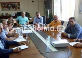 Σύσκεψη για την αντιμετώπιση των προβλημάτων της τοπικής κοινότητας Βαλτονέρων (video)