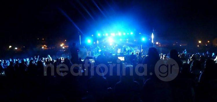 Η συναυλία του Νίκου Μακρόπουλου στη Φλώρινα (video, pics)