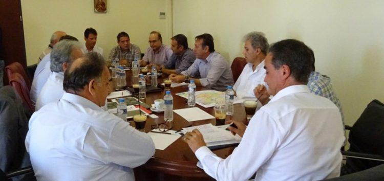 Συνάντηση περιφερειάρχη με τους δημάρχους για το σχεδιασμό της στρατηγικής διανομής του φυσικού αερίου στη Δυτική Μακεδονία (video)