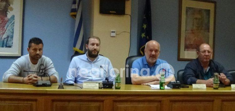 Η κοινωνική προσφορά του ΤΑΡ προς τον δήμο Αμυνταίου (video)