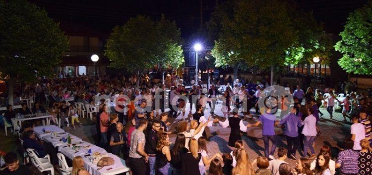Η πρώτη μέρα του 7ου Παμμακεδονικού Ανταμώματος στη Σιταριά (video, pics)