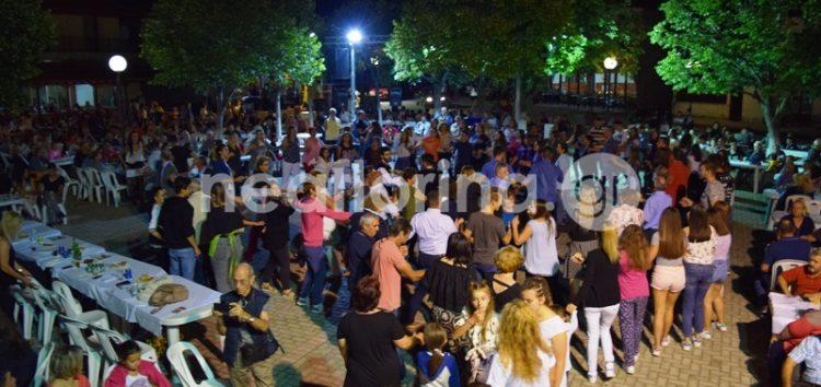 Ευχαριστήριο του Πολιτιστικού Συλλόγου «Νέοι Ορίζοντες» Σιταριάς για το 7ο Παμμακεδονικό Αντάμωμα