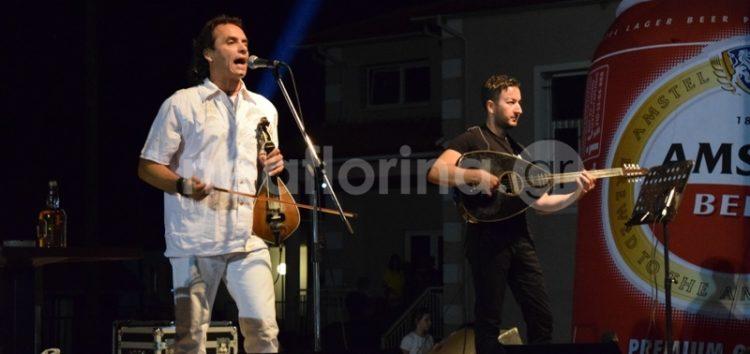 Με τον Γιώργο Ζερβάκη έπεσε η αυλαία του 2ου Meliti Beer Festival (video, pics)