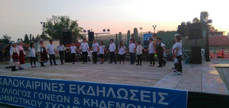 Ολοκληρώθηκαν οι καλοκαιρινές εκδηλώσεις του συλλόγου γονέων και κηδεμόνων του δημοτικού σχολείου Μελίτης (video, pics)