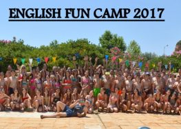 English Fun Camp 2017 από το Κέντρο Ξένων Γλωσσών Κορυφή
