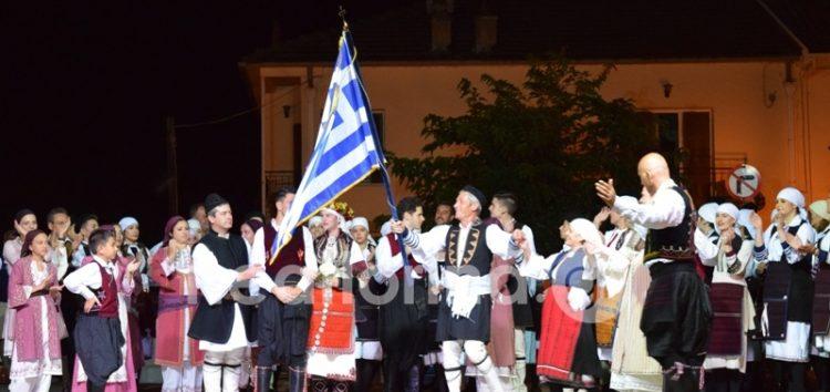 «Τα στεφανώματα»: Γαμήλια δρώμενα σε Φλώρινα και Κύπρο (video, pics)