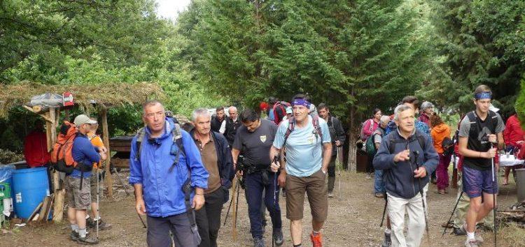 Απολογισμός της 77ης Πανελλήνιας Ορειβατικής Συνάντησης (pics)