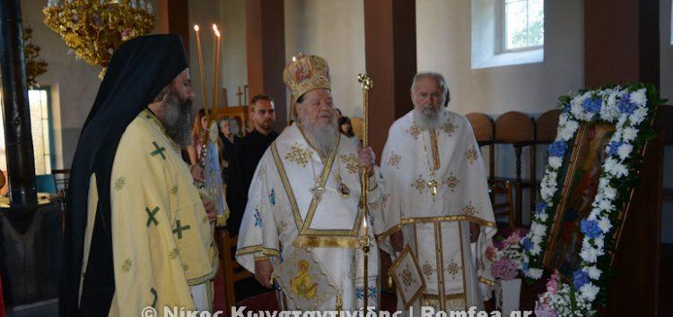Η εορτή του Αγίου Προκοπίου στην Κλαδοράχη (pics)