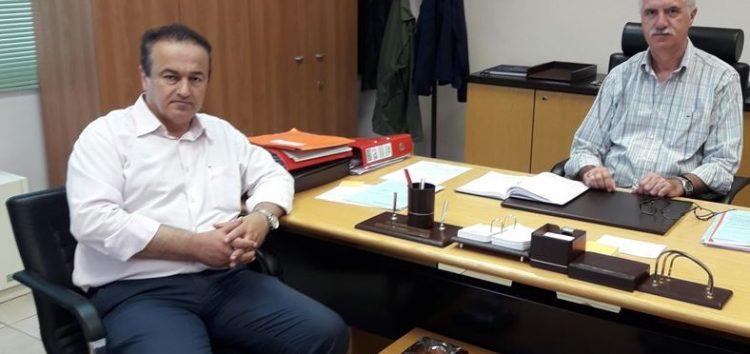 Επίσκεψη του βουλευτή Φλώρινας Γιάννη Αντωνιάδη στον ΑΗΣ Μελίτης