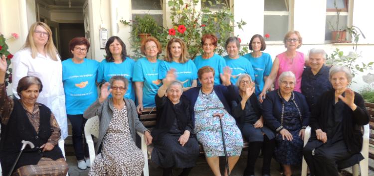 Φιλανθρωπική εκδήλωση «Αγαπάμε και βοηθάμε τον παππού και τη γιαγιά»