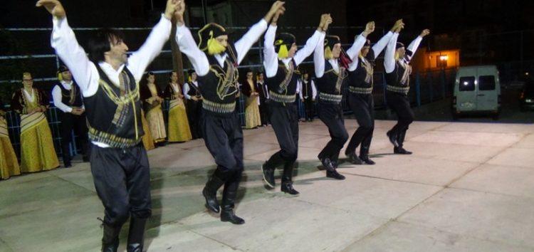 Ολοκληρώθηκε το τριήμερο Φεστιβάλ Παραδοσιακών Χορών του δήμου Φλώρινας (video, pics)