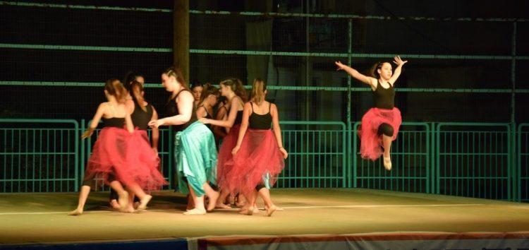 Η παράσταση του Χοροθεάτρου της Λέσχης Πολιτισμού Φλώρινας στο «Πολιτιστικό Καλοκαίρι» (video, pics)