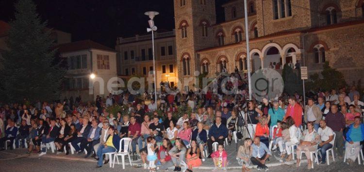 «Πρέσπες 2017»: Μουσική βραδιά στον Σακουλέβα (video, pics)