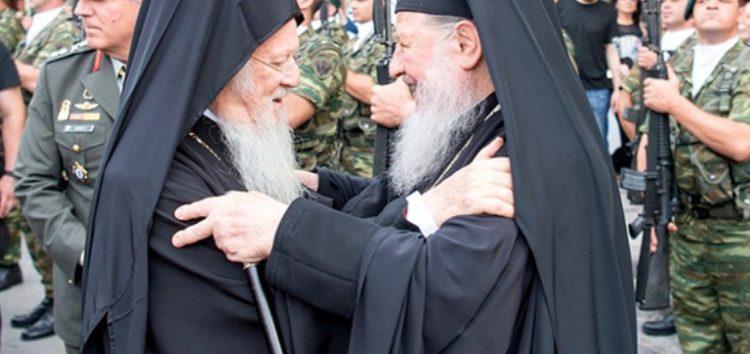 Είναι «συκοφαντίες» όσα γράφονται για τον Πατριάρχη, Σεβασμιώτατε;