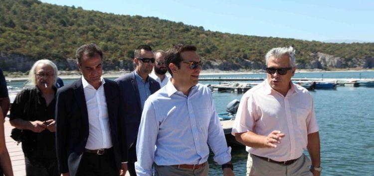 Δηλώσεις Αντιπεριφερειάρχη Φλώρινας για τη συνάντηση με τον Πρωθυπουργό Αλέξη Τσίπρα στις Πρέσπες (video)