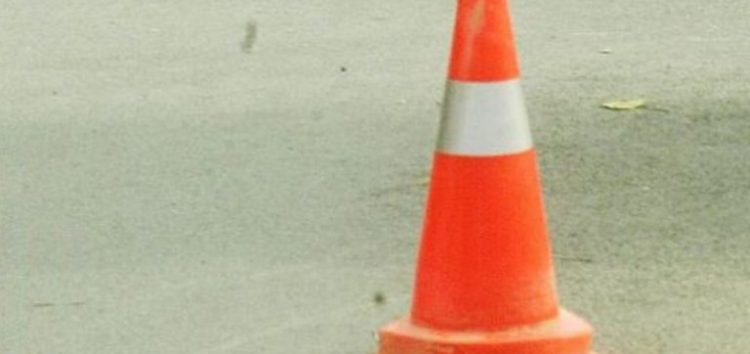 Απαγόρευση  της κυκλοφορίας στο Επαρχιακό Οδικό Τμήμα: «Τ.Κ. Ακρίτα – Δ/ση με Ε.Ο.-2 (15 χλμ)»