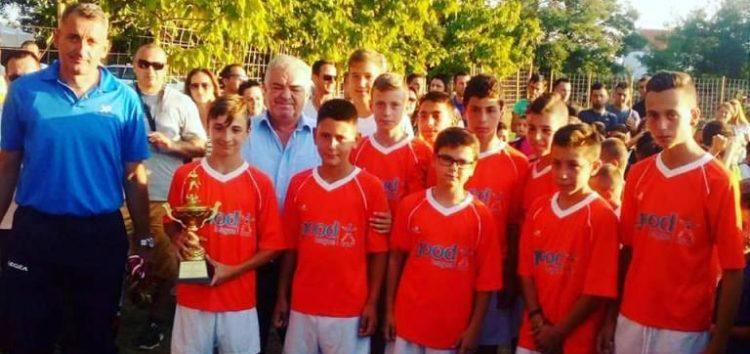 Κατέκτησε το LG Cup στα Μπίτολα η Ακαδημία του ΠΑΣ Φλώρινα