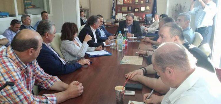 Το Επιμελητήριο Φλώρινας για την επίσκεψη του κλιμακίου στελεχών της Νέας Δημοκρατίας
