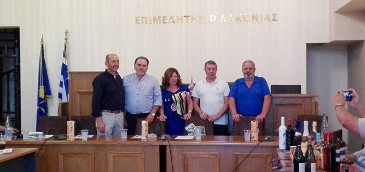 Επιχειρηματική αποστολή του Επιμελητηρίου Φλώρινας στη Λακωνία (pics)