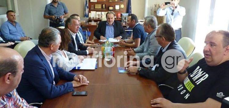 Περιοδεία στελεχών της Νέας Δημοκρατίας στη Φλώρινα (video, pics)