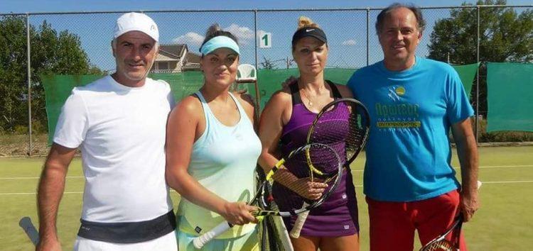 Πρωτιά στις γυναίκες για τον Όμιλο Αντισφαίρισης Φλώρινας NorthGrip στην Καστοριά (pics)