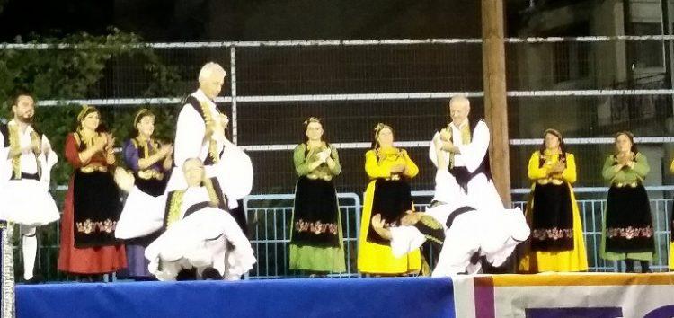Μαθήματα παραδοσιακών χορών από τον Σύλλογο Θεσσαλών Φλώρινας
