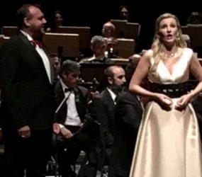 Εντυπωσίασε η Βιολέττα Λούστα στο Gala Μαρία Κάλλας (pics)