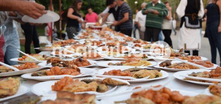 Επιτυχημένη και η φετινή Γιορτή Φασολιού – Τσιρονιού στις Πρέσπες (video, pics)