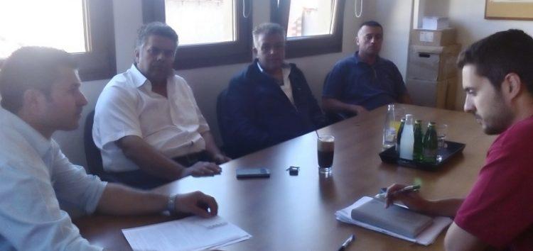 Σύσκεψη στο Αμύνταιο για την αύξηση των δρομολογίων των Υπεραστικών ΚΤΕΛ
