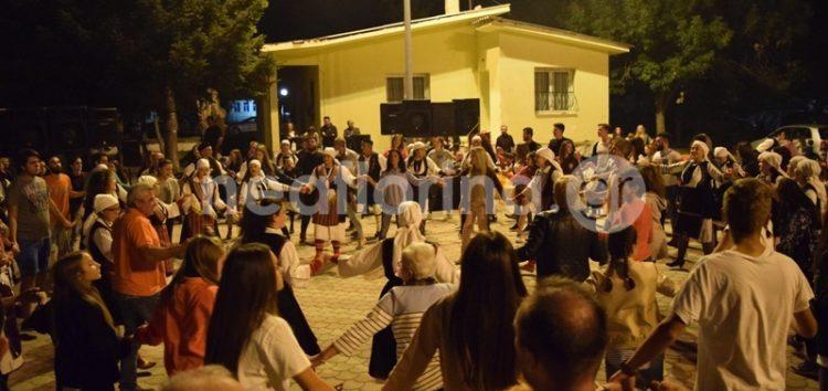 Ολοκληρώθηκαν οι πολιτιστικές εκδηλώσεις στο Αρμενοχώρι (video, pics)