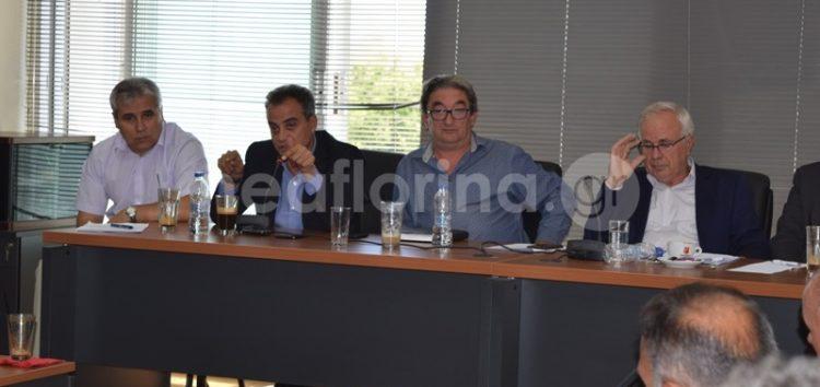Θ. Καρυπίδης: «Ανοίγει ο μεθοριακός σταθμός στο Λαιμό Πρεσπών» (video)