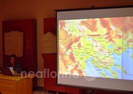 Ομιλία για τις πόλεις της Αρχαίας Μακεδονίας, από την Εφορεία Αρχαιοτήτων Φλώρινας (video, pics)