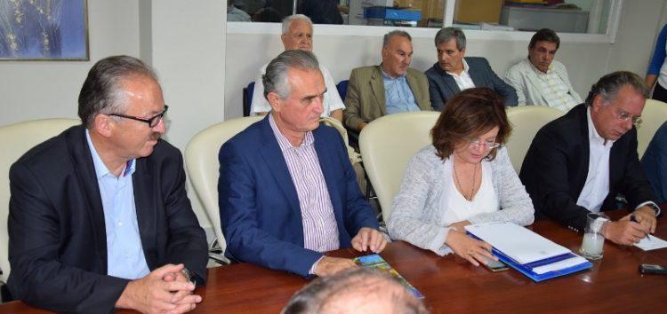Η ΝΟΔΕ Φλώρινας για την επίσκεψη των στελεχών της Νέας Δημοκρατίας