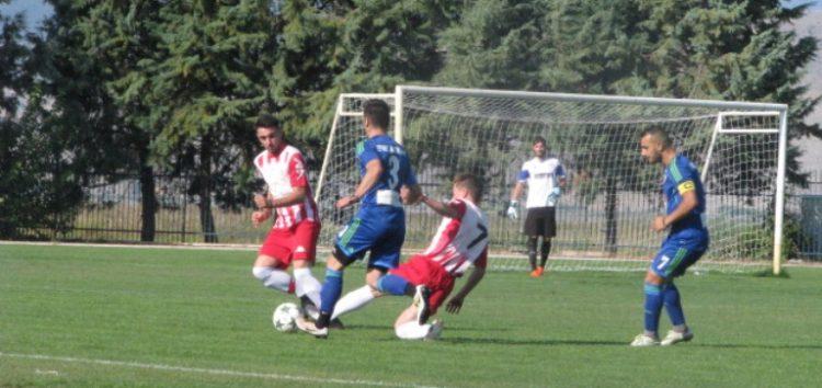 Στα ημιτελικά του κυπέλλου ο Ερμής Αμυνταίου νικώντας 1-0 τον ΠΑΣ Φλώρινα (pics)