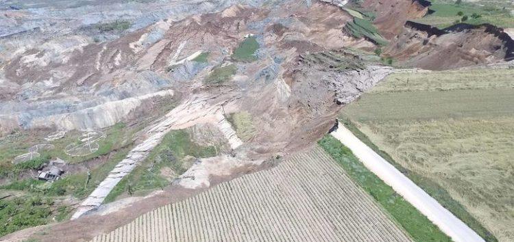 Σύσκεψη φορέων για τις εξελίξεις μετά την κατολίσθηση στο ορυχείο Αμυνταίου