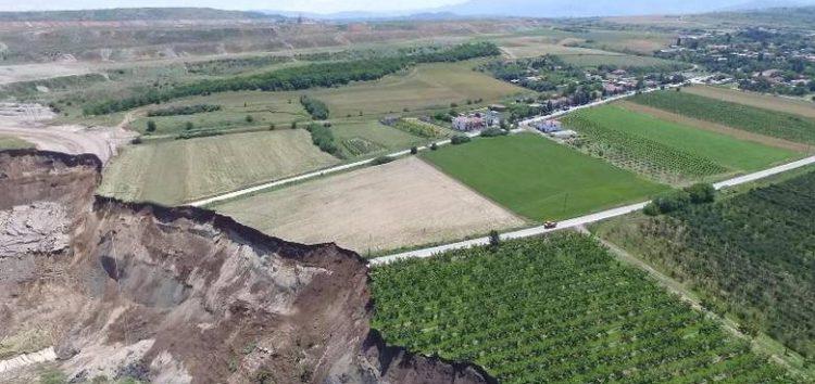 Νέα προειδοποίηση Λέκκα για εκκένωση του οικισμού των Αναργύρων