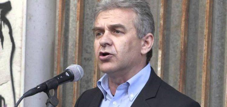 Περιοδεία του βουλευτή του ΚΚΕ Σάκη Βαρδαλή