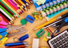 Συμβουλές για τις σχολικές μας αγορές και έρευνα για τα σχολικά είδη