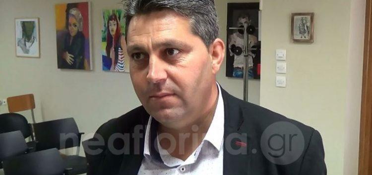 Δήλωση προέδρου Τοπικής Κοινότητας Αναργύρων Γιώργου Τσισμαλίδη