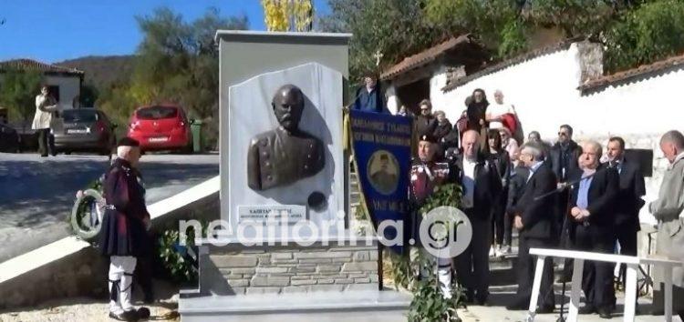 Τα αποκαλυπτήρια του μνημείου του Καπετάν Κώττα (video, pics)