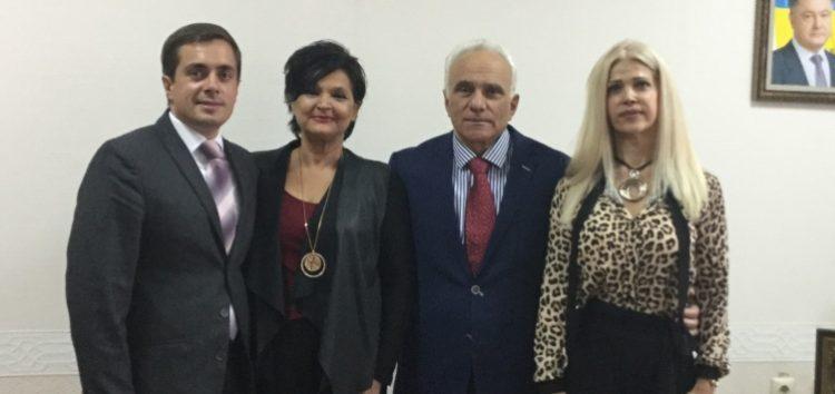 Πρωτόκολλο Συνεργασίας του Πανεπιστημίου Δυτικής Μακεδονίας με το Πανεπιστήμιο Μοριούπολης και το Δημοκρίτειο Πανεπιστήμιο