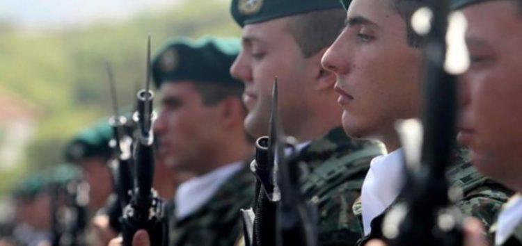 Προκήρυξη για Οπλίτες Βραχείας Ανακατάταξης