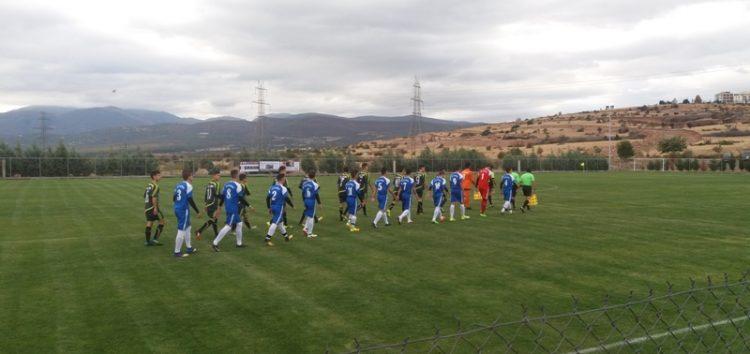 1η αγωνιστική πρωταθλήματος προεπιλογής εθνικών ομάδων για τις μικτές ΕΠΣ Φλώρινας