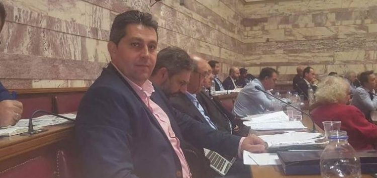 Ευχαριστήριο της Τ.Κ. Αναργύρων για τη ψήφιση του άρθρου για την αναγκαστική απαλλοτρίωση και μετεγκατάσταση του οικισμού