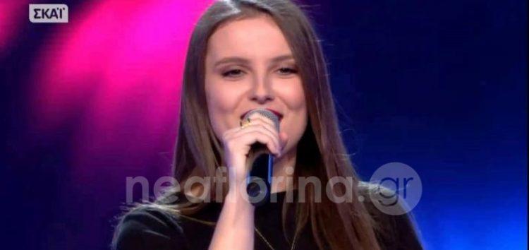 Η Φλώρινα στο «The Voice» με τη Μαρία Ζυγομάνη (video)